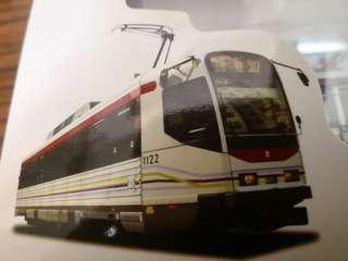 港鐵輕鐵模型