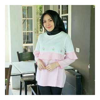 Atasan / blouse / kaos / kemeja wanita preloved
