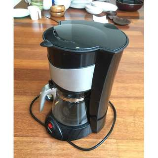 MOVING OUT SALE cofee maker panasonic