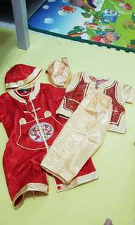 Baby Clothes/ tangzhuang