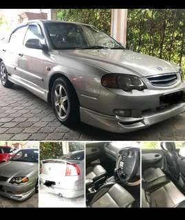 Kia Spectra 1.6 Nuvos For Sale