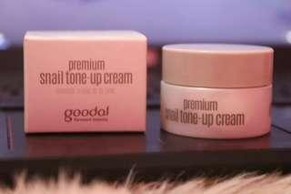 GOODAL Premium snail Tone up cream 10ml