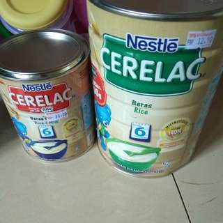 Cerelac (half tin)