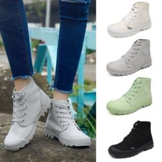 02154 Smart Women High Top Shoes