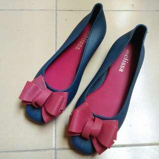 Jelly Ribbon Shoes