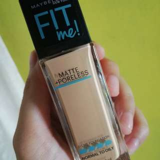 Fit Me Foundation (125)