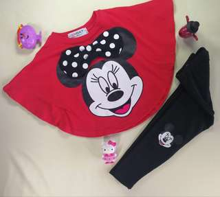 Minnie Mouse Butterfly Blouse