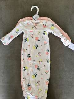 Brand New Carter's Sleeping gowns, One Size