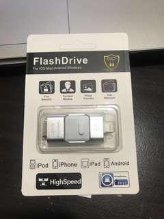 MFi認證蘋果隨身碟 256G手機隨身碟 3合1 口袋相簿 安卓 OTG 隨身碟