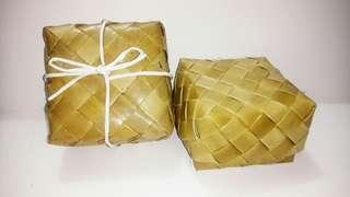 Bayong gift boxes C