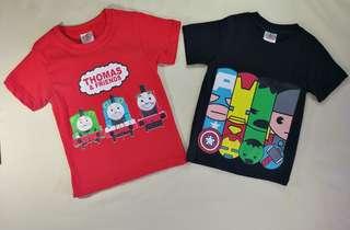 T shirt Kanak Kanak
