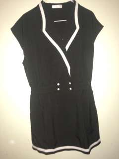 Dress Hitam AIIZ