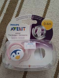 Philips Avent Soother/ Pacifier