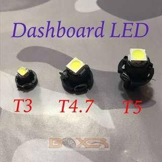 Dashboard LED light