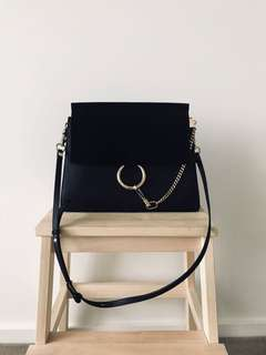 Chloe Faye Medium Black