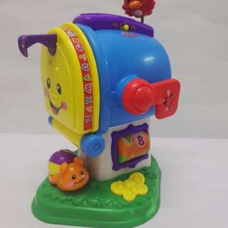 Fisher Price Mailbox