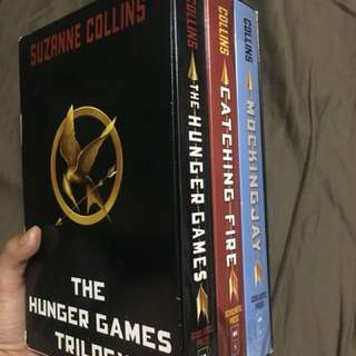 Hunger Games Trilogy by Suzanne Collins