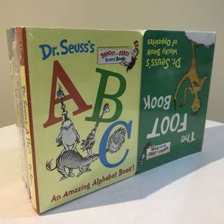 BN Dr Seuss 10 Books Set