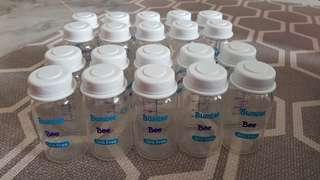 20 Milk Storage Bottles