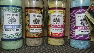 Bath Salt ne Bali Soap