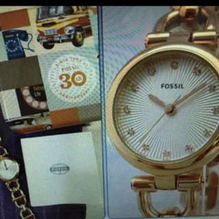 Fossil Ladies Watch 100 fast deal
