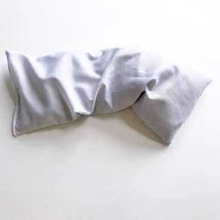 Natural bean sprout husks pillow insert ( w/o the removable pillow casing )