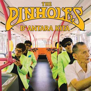 CD The Pinholes - D'Antara Kita