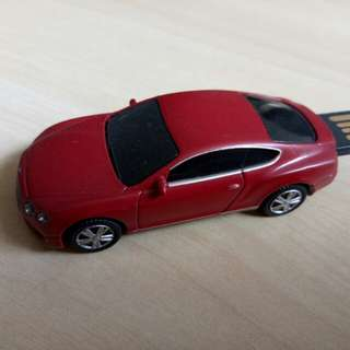 USB 1:72 CGT 8GB Red