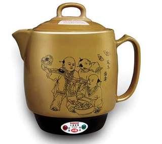 SUNHOW #上豪 #陶瓷 #ceramic #中藥壺 CP-1010