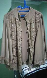 Outer batwing mewah