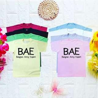 Korean Themed Shirt for adult/kid