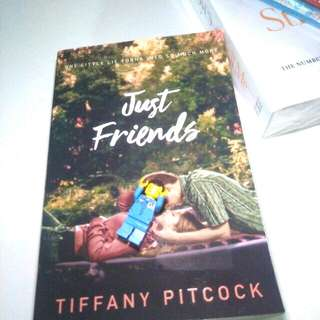 {brand new} Tiffany Pitcock - Just Friends