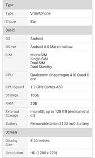 Samsung J5 2016 Duos
