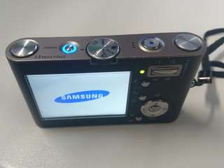 Samsung digital Camera+mp3+text viewer metallic body
