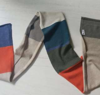 Cashmere Scarf from Italy (Unisex) - Tasselli Brand