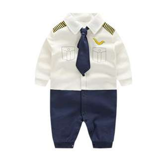 Pre Order Baby Romper - Pilot