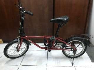dahon 折疊腳踏車