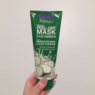 Facial Peel-off Mask Cucumber