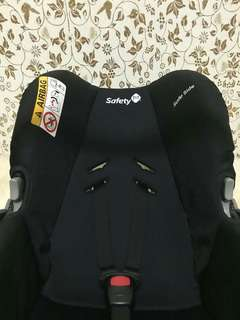 Baby carseat / rocker