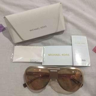 Authentic Michael Kors Clementine Aviator Sunglasses