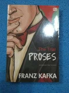 Novel The Trial (Proses)  by Franz Kafka