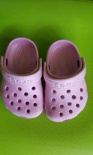 Crocs kids sandals C2-C3