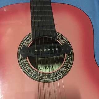 REPRICED‼️RUSH Miles Pickup Guitar