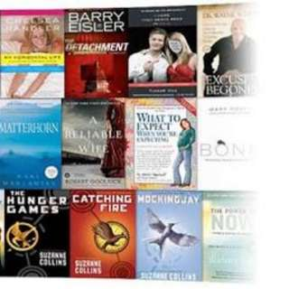 7 Serious Fiction Ebook for P50
