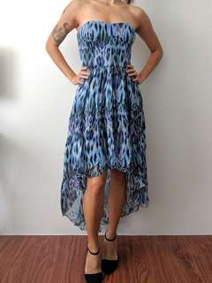 Ever New Printed Midi Dress