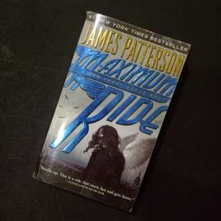Maximum Ride The Angel Experiment by James Patterson
