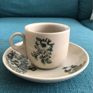 Vintage coffee cups (Complete set of 6)