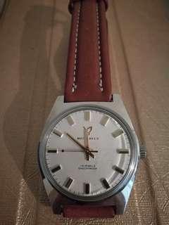 罕有膠面機械錶