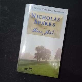 Dear Johnby Nicholas Sparks