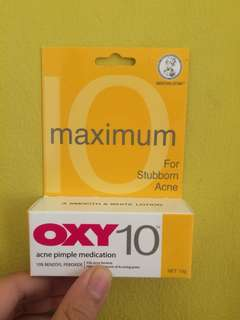 Oxy10 10 gr
